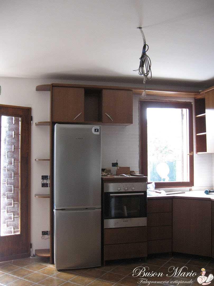 Cucine e arredamenti in legno falegnameria buson mario snc for Arredamenti e cucine